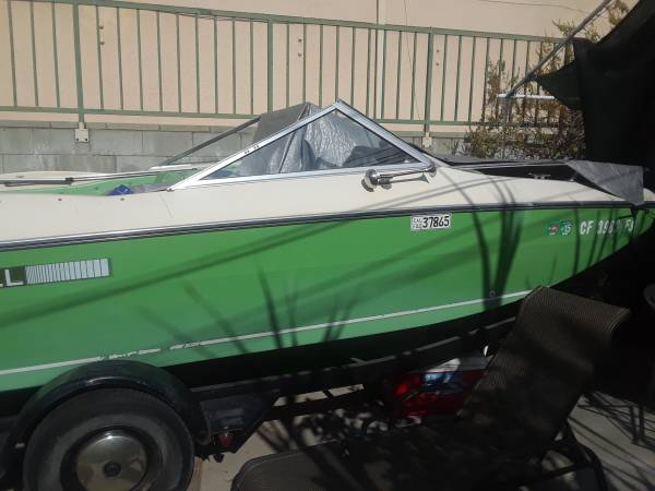 Photo 1975 Reinell Classic Power Ski Boat - $550 (North Hollywood)