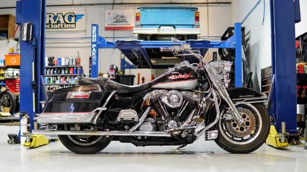 Photo 1994 Harley-Davidson FLHR Road King - $5,500 (Gardena)