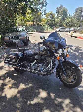 Photo 1996 Harley Davidson Electra Glide - $9,500 (Culver city)