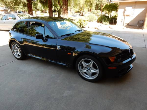 Photo 1999 BMW Z3 Rare Hardtop Coupe - $9800 (Fresno California)