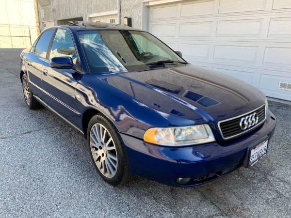 Photo 2001 Audi A4 1.8T Quattro - $2700