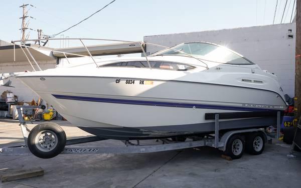 Photo 2007 Bayliner 245 Cruiser - $27,995 (Burbank)