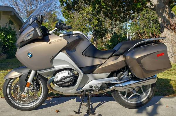 Photo 2008 BMW R1200RT super low miles - $7,250 (west covina)