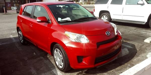 Photo 2009 Toyota Scion xd. Deluxe all power gas saver - $3,795 (San Fernando)