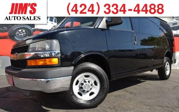 Photo 2011 Chevrolet Express Cargo Van Chevrolet Express 2500 Cargo - $13995 (_Chevrolet_ _Express Cargo Van_ _Van_)