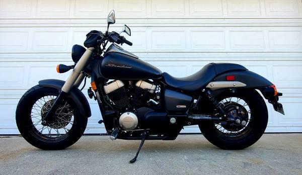 Photo 2013 Honda Shadow Phantom - Only 3k Original Miles - Clean Title - $3,600 (Fountain Valley)