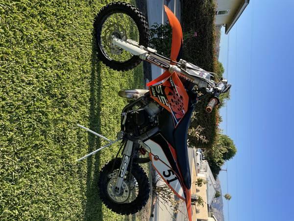 Photo 2014 KTM 65 SX - $3,000 (Glendora)