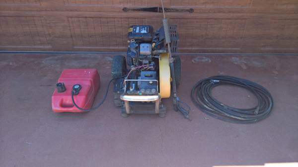 Photo 5-3500 Landa Platinum Series Pressure Washer - $1,250 (Van Nuys)