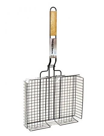 Photo BBQ Rectangular Grill BBQ Rectangular Gril Basket 12.6 Inch x 6.3 Inch - $6 (Van Nuys)