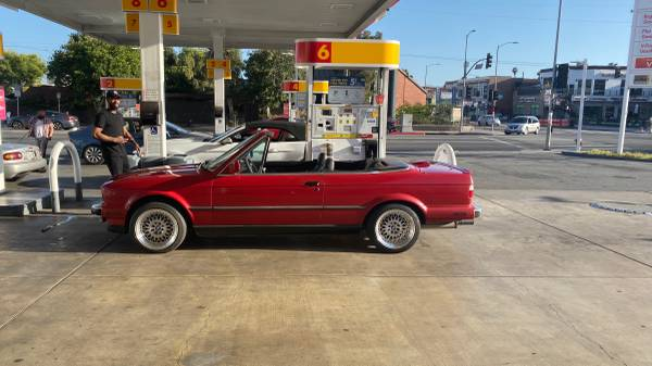 Photo BMW 325i e30 - $8500 (Los Angeles)