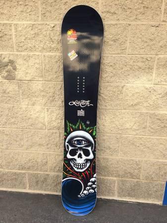 Photo BRAND NEW 2018 Lib Tech Jamie Lynn Phoenix C3 BTX 160 Snowboard - $580 (Marina del Rey)