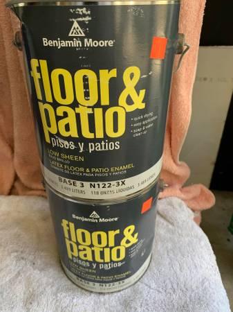 Photo Benjamin Moore Floor and Patio Paint For Sale - $50 (626)