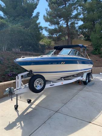 Photo Boat, Sea Ray 23 Open Bow - $8,500 (Palmdale)