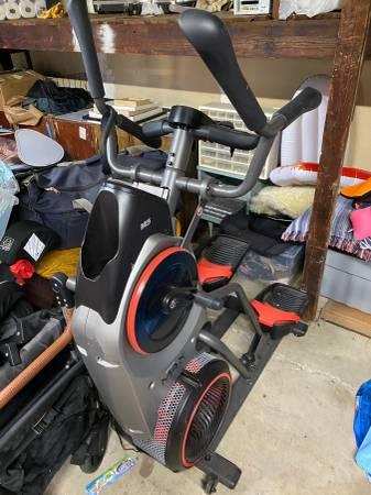 Photo Bowflex Max m5 eliptical trainer - $599 (culver city)
