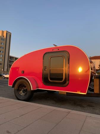 Photo Brand New Rad Coast Teardrop Trailer - $21,000