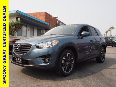Photo Certified 2016 MAZDA CX-5 FWD Grand Touring for sale