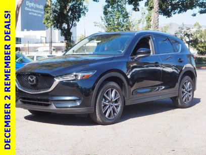 Photo Certified 2017 MAZDA CX-5 FWD Grand Touring for sale