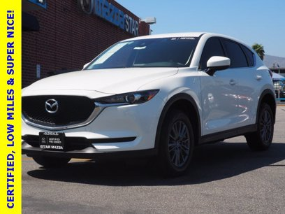 Photo Certified 2017 MAZDA CX-5 FWD Sport for sale