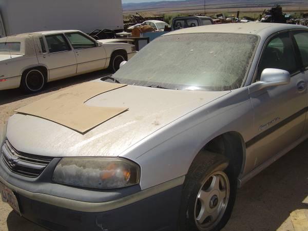 Photo Chevy Impala LS Parts - $1 (Lancaster)
