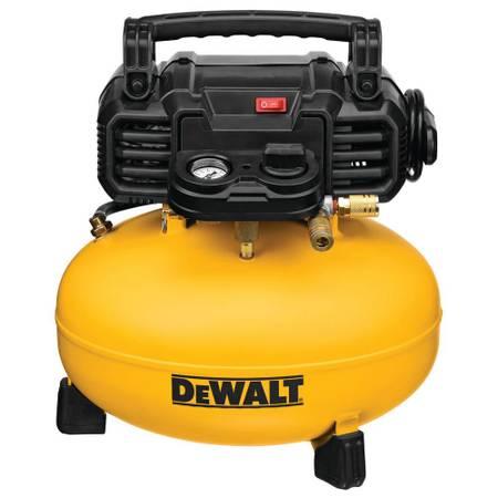 Photo Dewalt 6 Gal Heavy Duty Air Compressor - $150 (SFV)