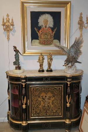 Photo Estate Sale High end Antiques EVERYTHING MUST GO MOVING (Woodland Hills)