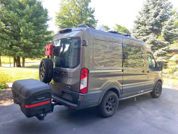 Photo Ford Transit Overland Conversion Van - $73,200 (Mesa, Santa Barbara)