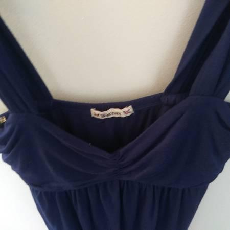 Photo Forever 21 Royal Blue Dress with straps - $3 (Woodland Hills  Warner Center)