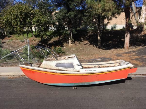 Photo Free Boat West Wight Potter 15 - Pocket Cruiser (Studio City)