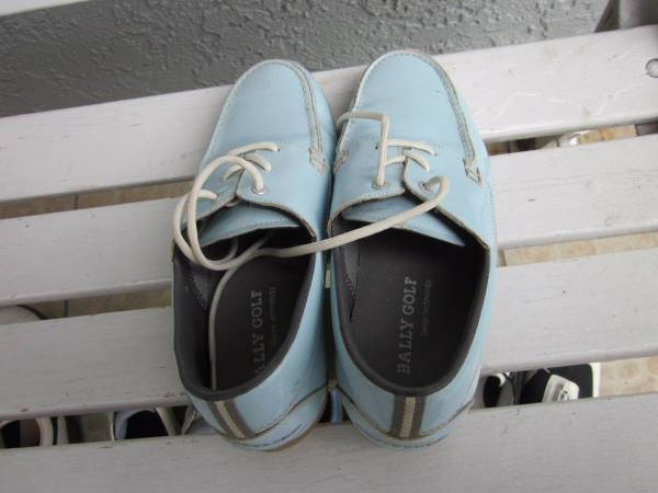 Photo Golf Women Mocc Plus II Leather Golf Shoes Turquois - $15 (Los Angeles)