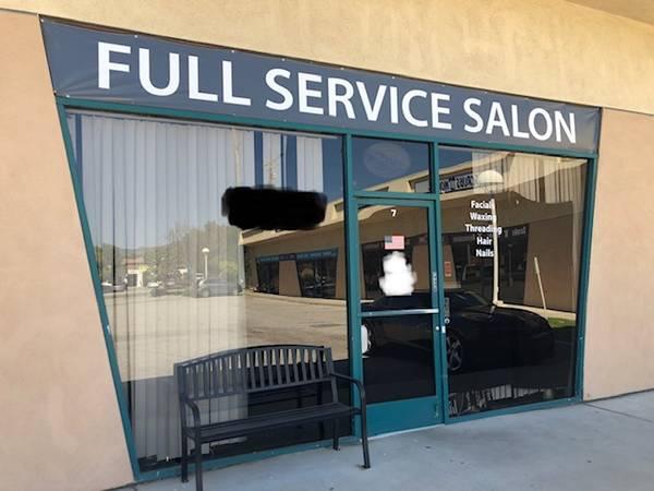 Photo Hair Nail Skin Salon - $4,500