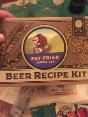 Photo Home Beer Brewing Kit- 1 gallon - $75 (Highland Park)