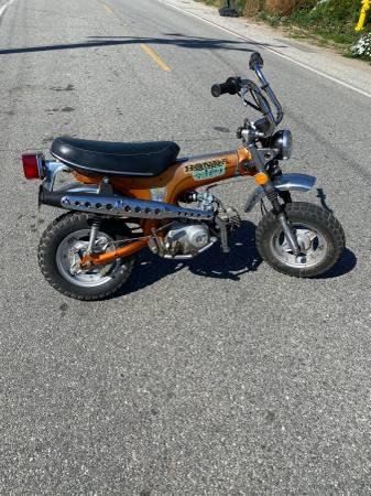 Photo Honda CT70 1974 - $1800