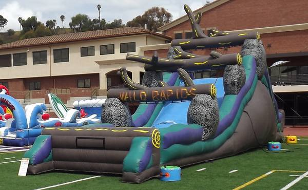 Photo Inflatable Water Slides for Sale - $2,895