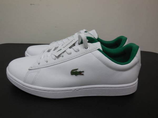 Photo Lacoste Leather Lace Up Shoes - $60 (westside-southbay)