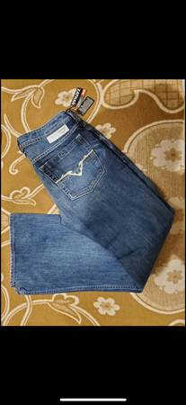 Photo Mens Diesel Zathan Art jeans - New with tags - Size 3332 - Boot cut - $70 (Hermosa Beach)