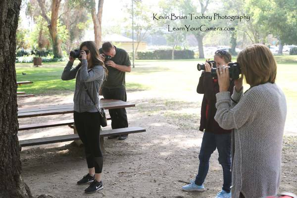 Photo Outdoor Digital Camera Classes  Lessons (Van Nuys , Orange, etc)