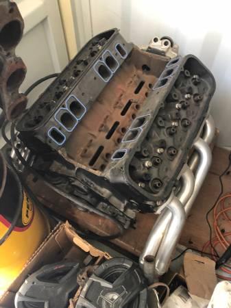 Photo Partial Chevy 454 engine - $950 (Camarillo)