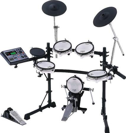 Photo Roland TD8 V-Drums - $695 (sherman oakss)
