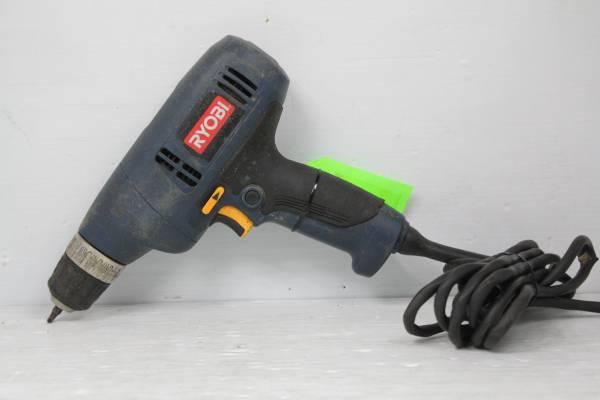 Photo Ryobi 120V 4.5A 38quot Corded Drill D41 - $25 (PACOIMA)