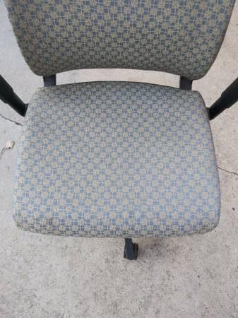 Photo STELLCASE THINK DESK CHAIR FULLY LOADED IN PERFECT CONDITIONS - $80 (LOS ANGELES)