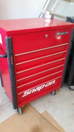 Photo Snap-on Tool Carts Toolbox Storage - $1250 (Bellflower)