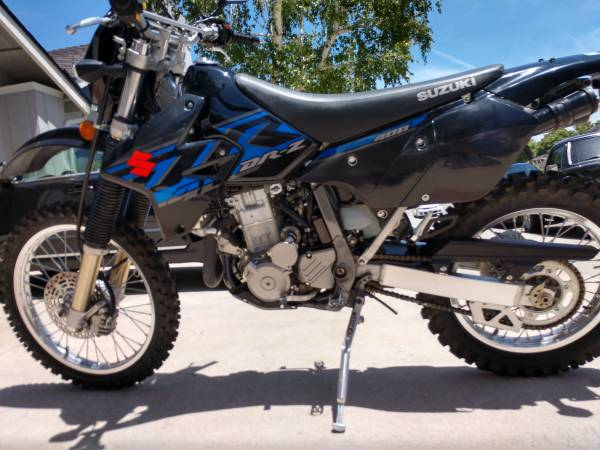 Photo Suzuki drz 400 - $5,200