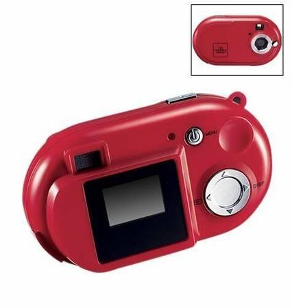 Photo The Sharper Image Digital Camera for AVON in RED - $15 (Diamond Bar)