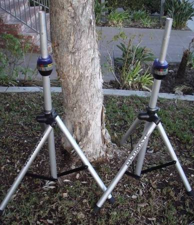 Photo ULTIMATE SUPPORT TS90-S SPEAKER STAND FOR DJ OR LIVE MUSIC - $220 (Glendale, CA)