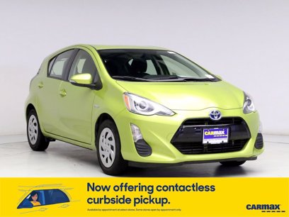 Photo Used 2016 Toyota Prius C Three for sale