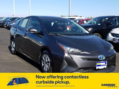 Photo Used 2016 Toyota Prius Three for sale