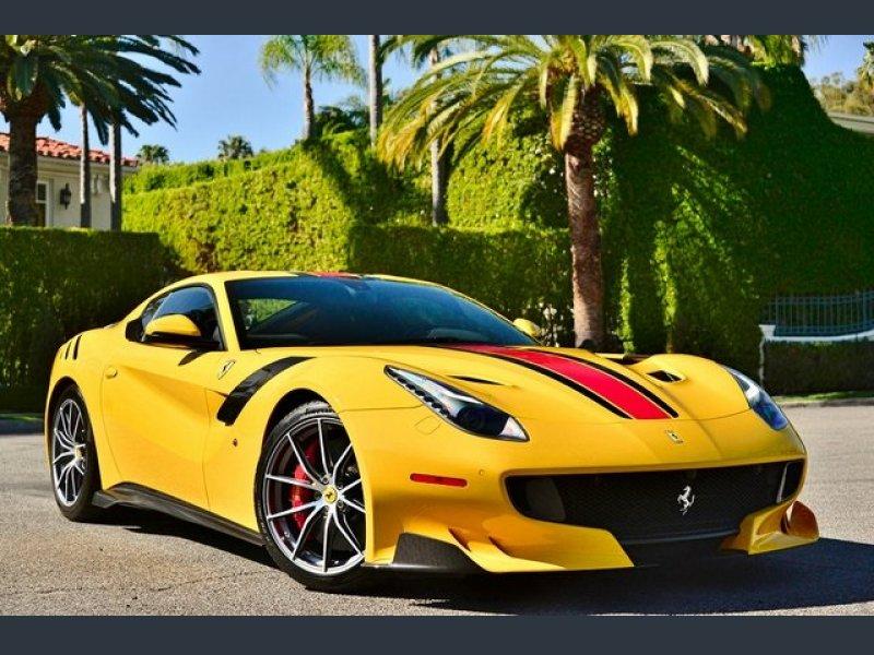 Photo Used 2017 Ferrari F12tdf  for sale