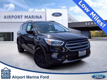 Photo Used 2017 Ford Escape FWD SE for sale