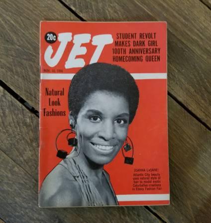 Photo Vintage JET Pocket Size - $9 (Covina)