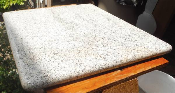 Photo White Granite - Black Speckle - Bathroom Vanity Counter or Table Top - $40 (West Los Angeles)